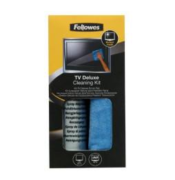 Kit de nettoyage téléviseur Fellowes pour écran plat TV LCD/LED (2202306)