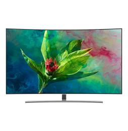 """Téléviseur Samsung 55"""" Q8C 4K Curved Smart QLED TV"""