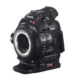 Appareil Photo Cinema Canon EOS C100 avec Objectif EF-S 18-55mm MF 3,5-5,6 IS II (6340B003AB)