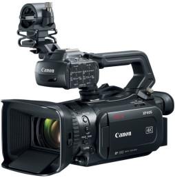 Caméscope Canon XF405 Professionnel 4K UHD 60P (2212C003AA)