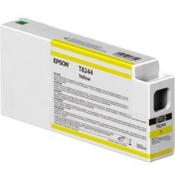 Cartouche d'encre Epson T824400 - Jaune 350ml (C13T824400)