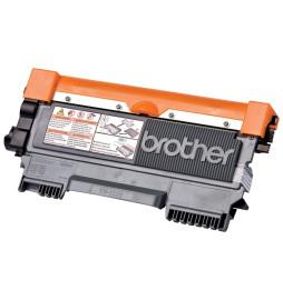 Toner haute capacité Brother noir 2600 pages (TN2220)