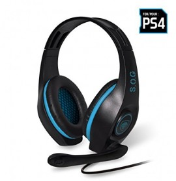 Micro-Casque de Jeu SpiritOfGamer Pro-SH5 pour Playstation 4 (MIC-G715PS4)