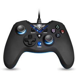Manette de Jeu SpiritOfGamer XGP Wired pour Playstation 3 / PC (SOG-WXGP)