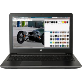 Station de travail mobile HP ZBook 15 G4|i7-16GB-1TB-15,6"