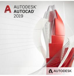 AutoCAD LT 2019 - 1 Utilisateur - Abonnement de 1 an (057K1-WW8695-T548)