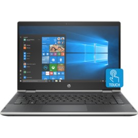 Ordinateur Portable Tactile HP Pavilion x360 - cd0000nk |i3-4GB-1TB-14"