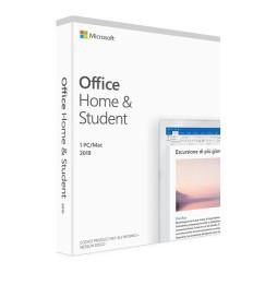 Microsoft Office Famille et Étudiant 2019 - Français (79G-05034)