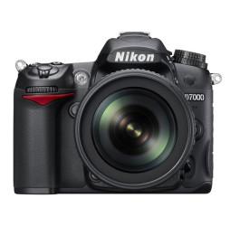 Reflex Nikon D7000 + 18-55 VR