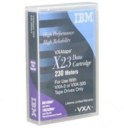 Cartouche de données IBM 8mm X23 VXA 230m - 80GB/160GB (IBM24R2137)