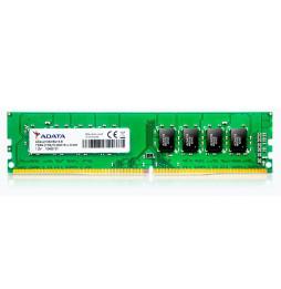 Barrette Mémoire ADATA DDR4 U-DIMM 16GB 2133 (15) - 1024MX8 - Pc Bureau (AD4U2133316G15-S)