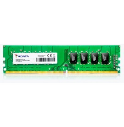 Barrette Mémoire ADATA DDR4 U-DIMM 16GB 2400 (17) - 1024MX8 - Pc Bureau (AD4U2400316G17-S)