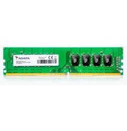 Barrette Mémoire ADATA DDR4 U-DIMM 8GB 2400 (17) - 1024MX8 - Pc Bureau (AD4U240038G17-S)