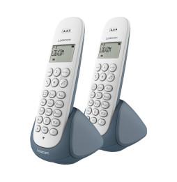 Téléphone Fixe Logicom Aura 250 Sans Fil - Fonction mains libres