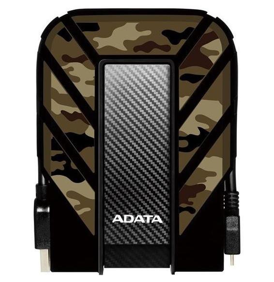 Disque dur portable ADATA HD710 Militaire Pro USB 3.1 - Étanche / Anti-poussière / Antichoc (AHD710MP-1TU)