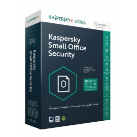 Kaspersky Small Office Security 6.0 - 1 Serveurs - 10 Postes
