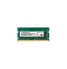 Barrette mémoire Transcend DDR4-2666 SO-DIMM1Rx8 1,2V - Pc Portable (JM2666HSH-4G)
