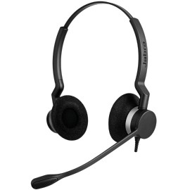 Micro-casque Jabra Biz 2300 Duo - USB (2399-829-109)
