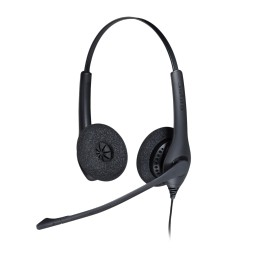 Micro-casque Jabra Biz 1500 Duo - Antibruit (1519-0154)