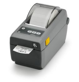 Imprimante thermique d'étiquette Zebra ZD410 - Impression d'étiquette - Monochrome
