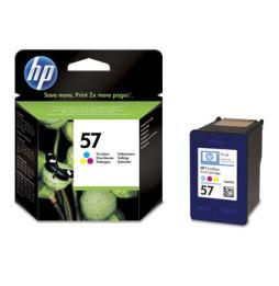 Cartouche d'impression 3 couleurs HP 57 (C6657AE)