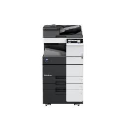 Appareil Multifonction de bureau Konica Minolta Bizhub 458E - Noir et blanc - A3