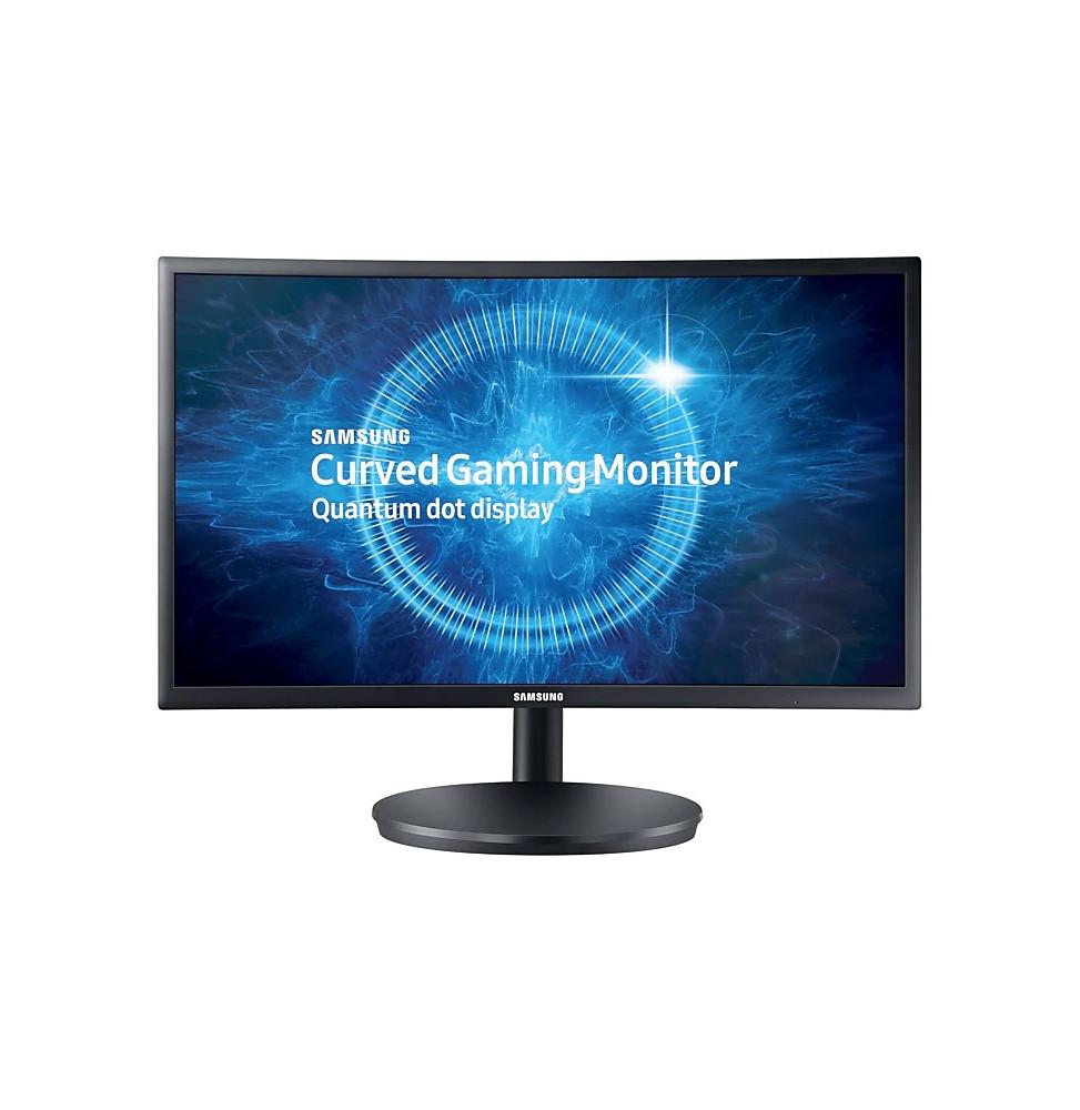 Moniteur incurvé Samsung FG70FQM Gaming 24'' (LC24FG70FQMXZN)