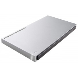 "Disque Dur Externe Portable 2.5""LaCie Porsche Design USB 3.0 - PC/Mac"