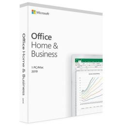 Microsoft Office Famille et Petite Entreprise 2019 - Anglais (T5D-03244)