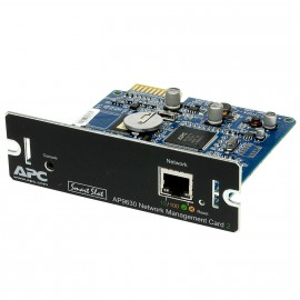 Carte de Communication APC WEB / SNMP - 100 Mbps (AP9630)
