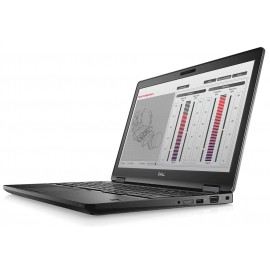 Stations de travail Dell Precision 3530 |i7-16GB-500GB-15,6"