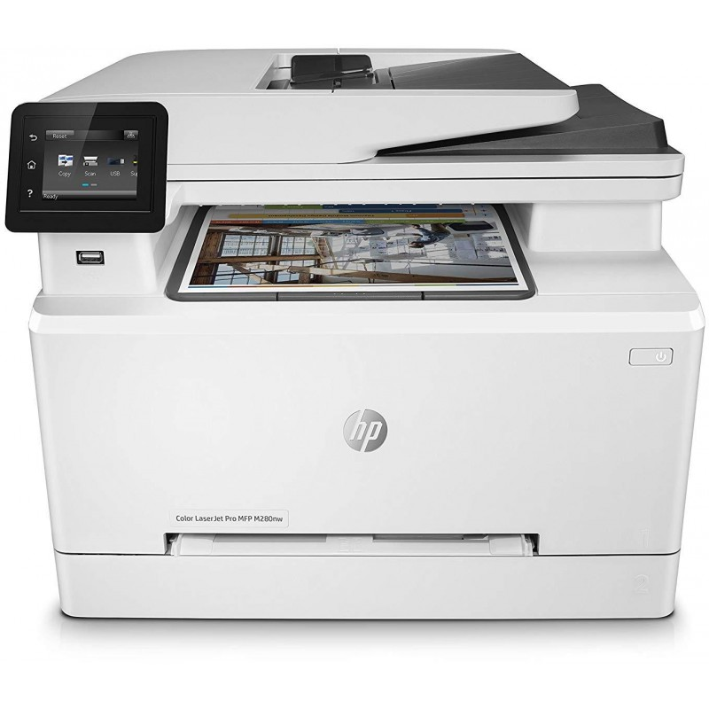 Imprimante Multifonction Laser HP Color LaserJet Pro MFP M280nw(T6B80A)