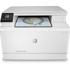 Imprimante Multifonction Laser HP Color LaserJet Pro M180n (T6B70A)