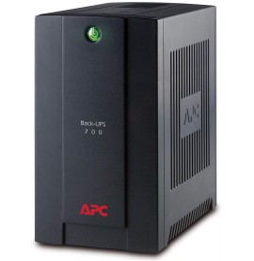 Onduleur Line-interactive APC 700VA BACK-UPS (BX700U-FR)