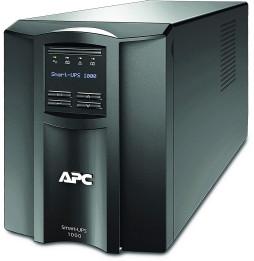 Onduleur Line-interactive APC 1000VA Smart-UPS (SMT1000I)
