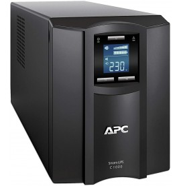 Onduleur Line-interactive APC 1000VA Smart-UPS C (SMC1000I)