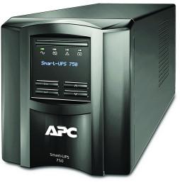 Onduleur Line-interactive APC 750VA Smart-UPS (SMT750I)