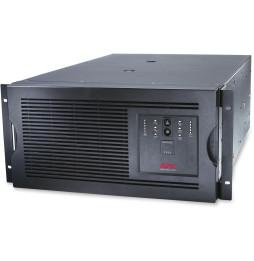 Onduleur Line Interactive Haute Fréquence avec Stabilisateur de tension APC Smart-UPS 5000VA Convertible Rack/Tower