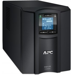 Onduleur Line-interactive APC Smart-UPS C 2000VA (SMC2000I)