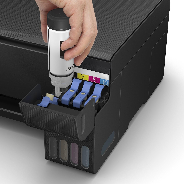 Epson EcoTank L3110 Imprimante multifonction à réservoirs rechargeables (C11CG87403) - iris.ma Maroc