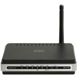 Point d'accès D-LINK sans fil 54 Mbps Wi-Fi g (DAP-1160/EAU)