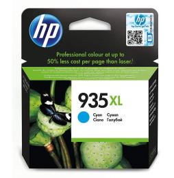 HP 935XL Cyan - Cartouche d'encre HP d'origine (C2P24AE)