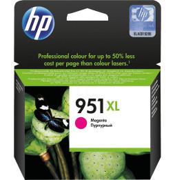 Cartouche d'encre Officejet magenta HP 951XL (CN047AE)