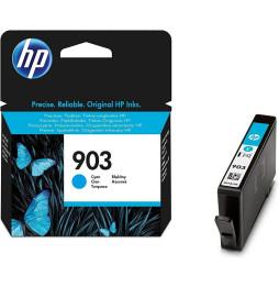 Cartouches d'encre HP 903 cyan (T6L87AE)