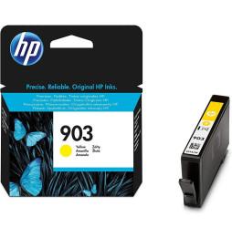 HP 903 Jaune - Cartouche d'encre HP d'origine (T6L95AE)