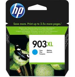 HP 903XL Cyan - Cartouche d'encre grande capacité HP d'origine (T6M03AE)