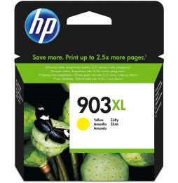 HP 903XL Jaune - Cartouche d'encre grande capacité HP d'origine (T6M11AE)