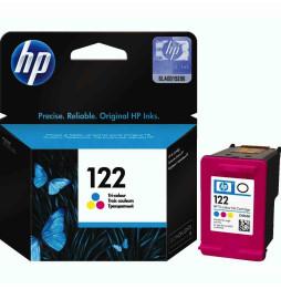 HP 122 trois couleurs - Cartouche d'encre HP d'origine (CH562HE)