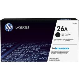 HP 26A Noir (CF226A) - Toner HP LaserJet d'origine
