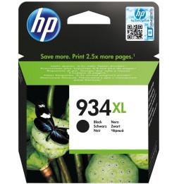 HP 934XL Noir - Cartouche d'encre grande capacité HP d'origine (C2P23AE)